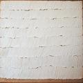 1978, white, cm 50x50, oil on canvas (priv. coll.)