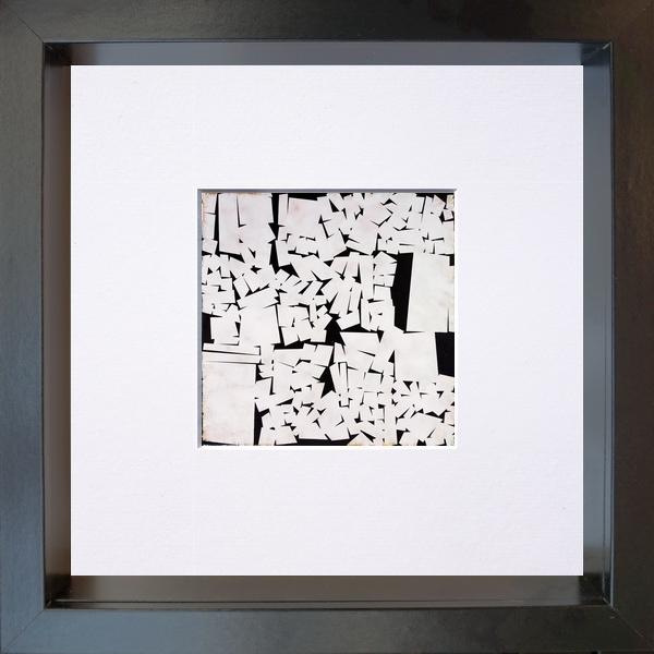 2020, TERRAE MOTUS  (EARTHQUAKE),digital processing, 11x11 cm, single copy on paper